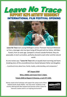 Film Fundraiser - Opening 2018 International Film Festival