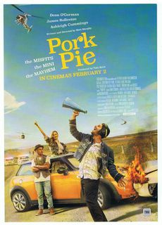 PORK PIE - Film Benefit for NZ Pacific Studio - Feb 2