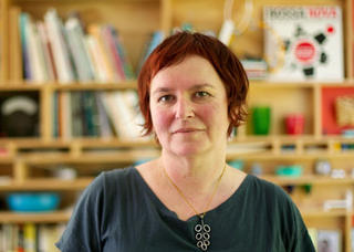 Tracy Farr: Writer  - 2014 RAK Mason Fellow, NZ