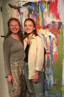 Emma Palmer and Emma Garschagen - Artists and Environmental Scientists