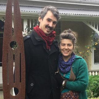 Sarah Dill and George Brydon - Singer song writer, USA/NZ