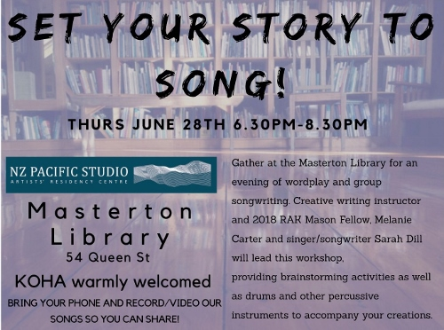 Workshop - Set your Story to Song!